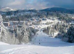 Тысовец горнолыжный курорт